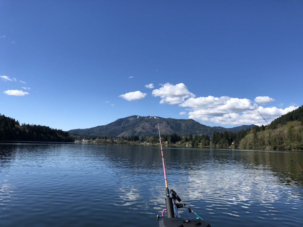 Opening Week of Trout Fishing in Washington State – Pacific
